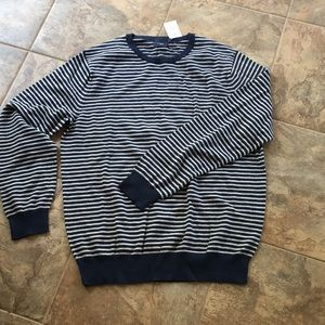JCrew men's crew neck sweater large new with tags